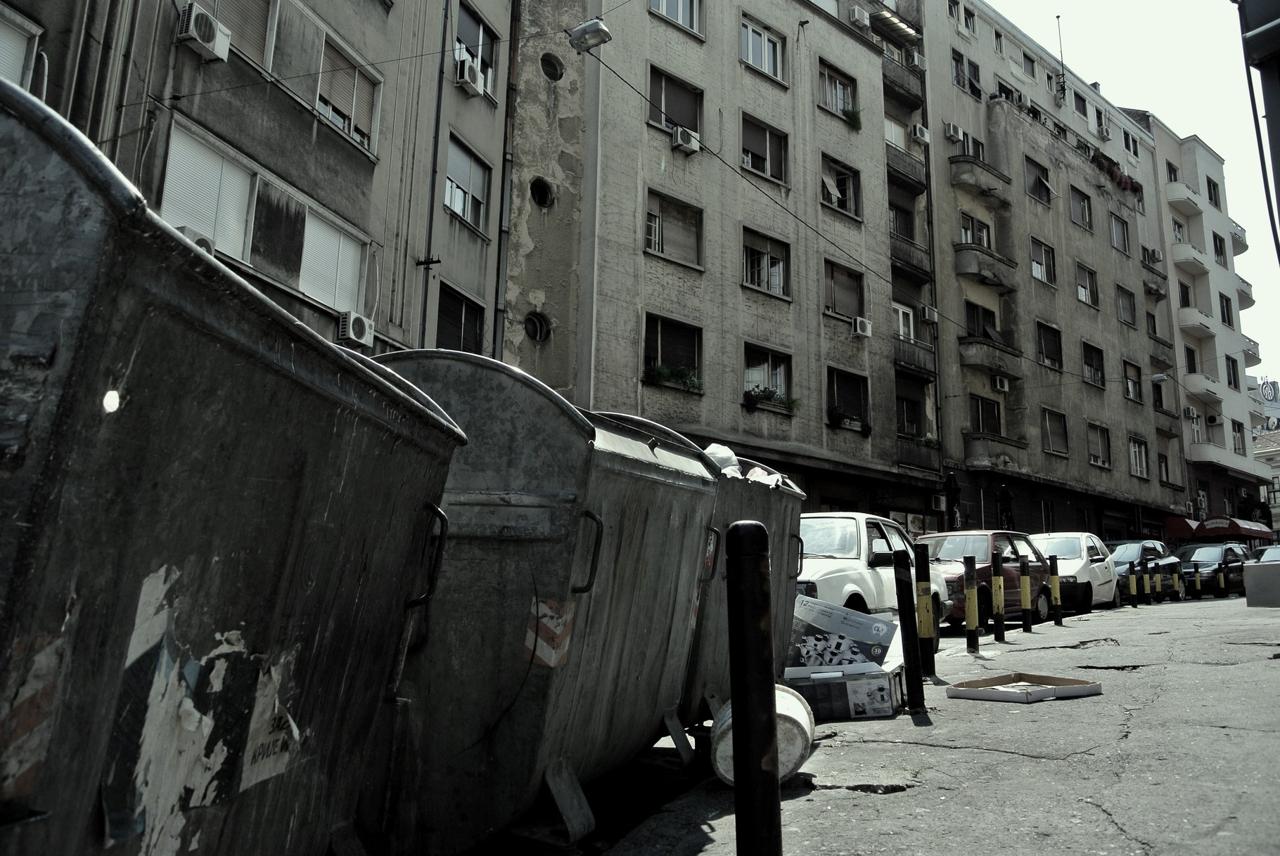 Belgrade streets