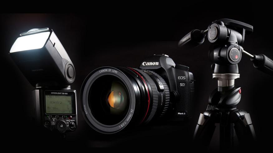 Verleihartikel für Fotokurse und Fotoworkshops