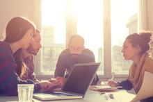 Firmenworkshop Zusammenarbeit