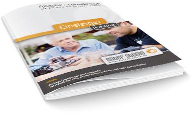 Einsteiger Intensivkurs Broschüre Booklet Handout
