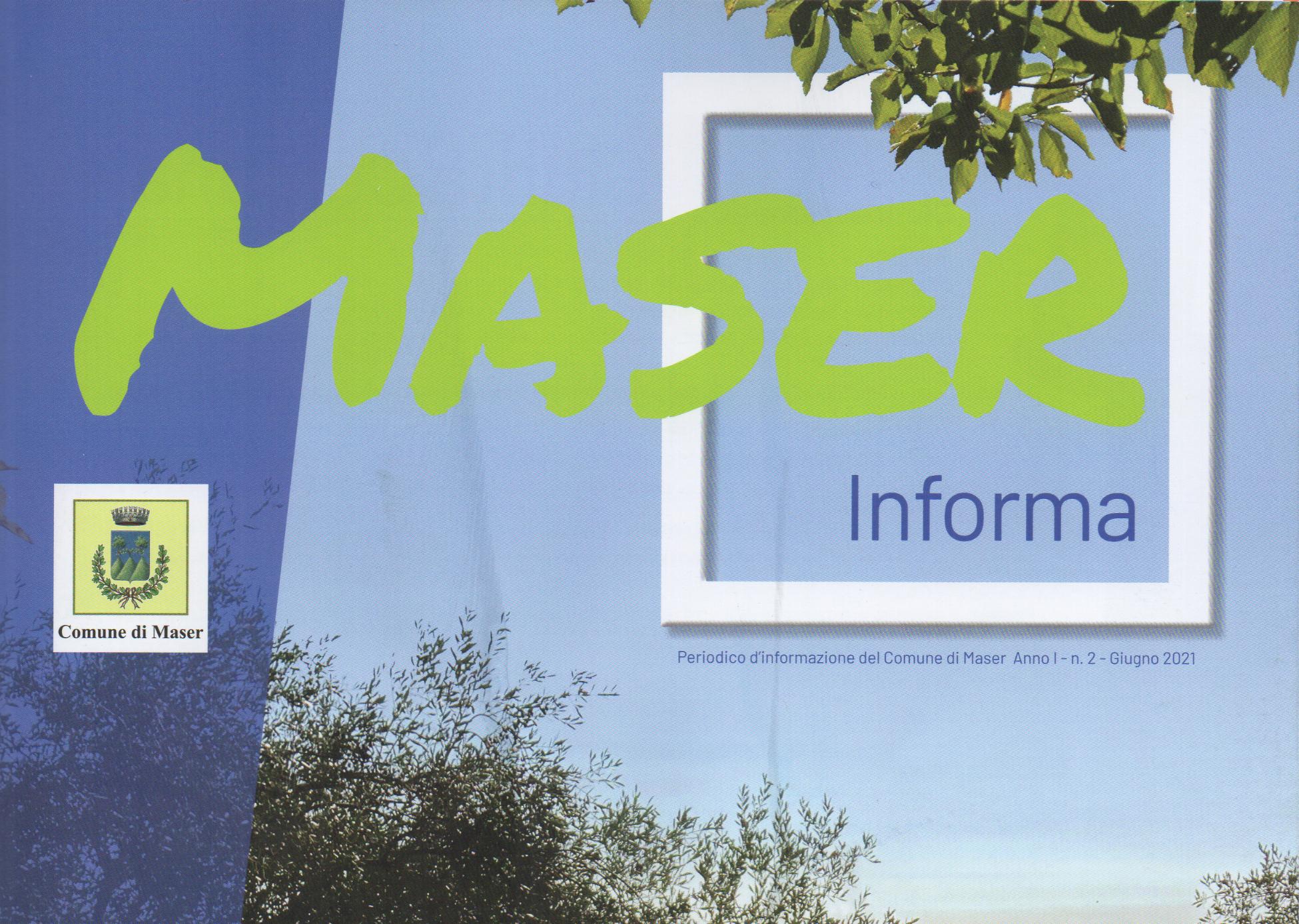Il nostro frantoio su MASER Informa
