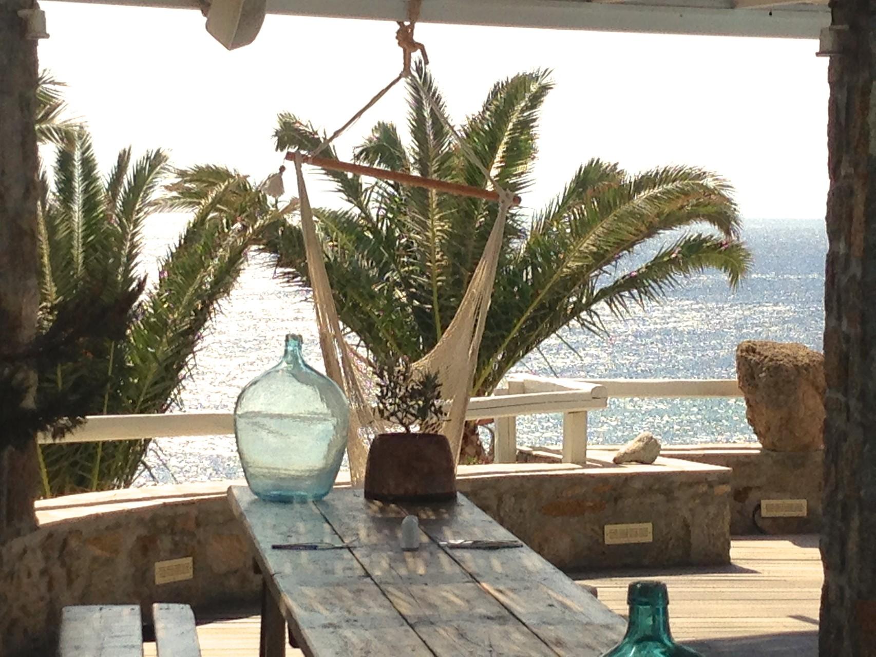 Mykonos - Hotel San Giorgio - BYRH Beach Bags