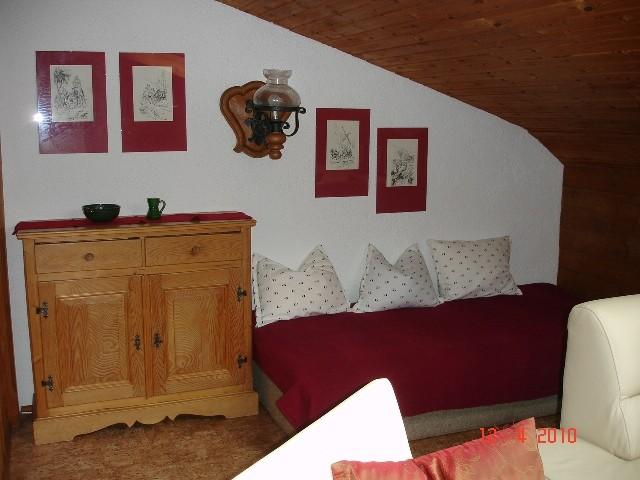 Zusätzliches Sofa Falkenwohnung