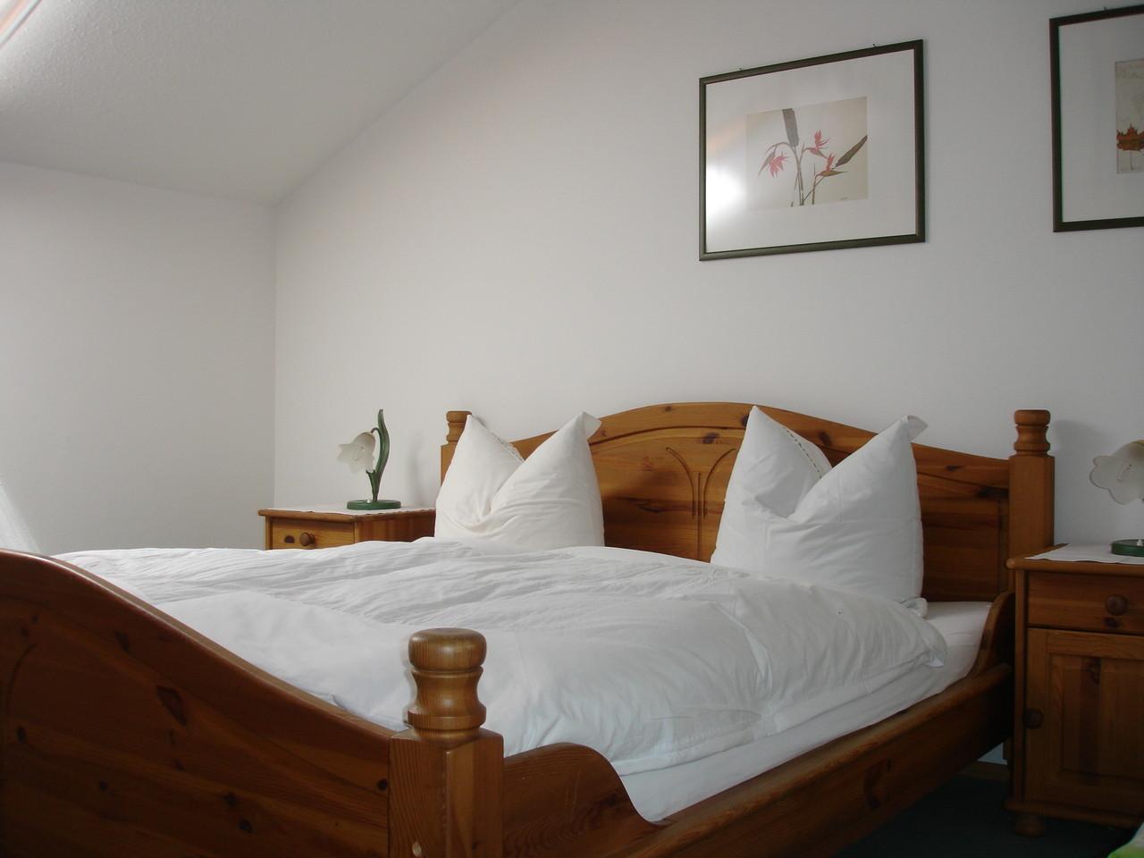 Alle Schlafzimmer mit 2Meter Betten.