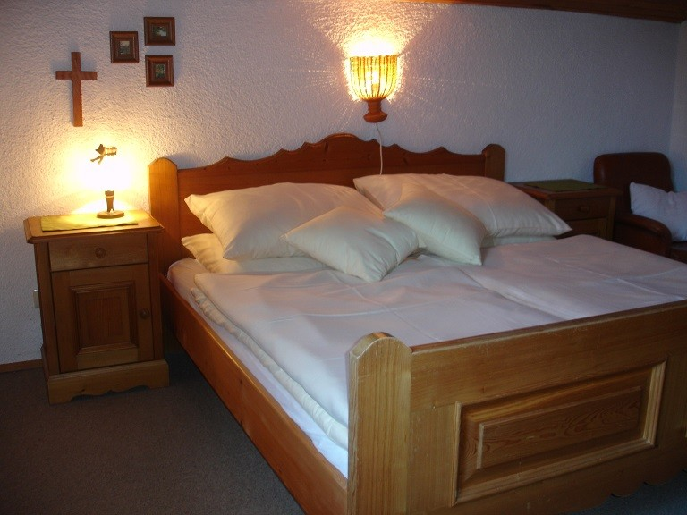 Schlafzimmer Spatzennest