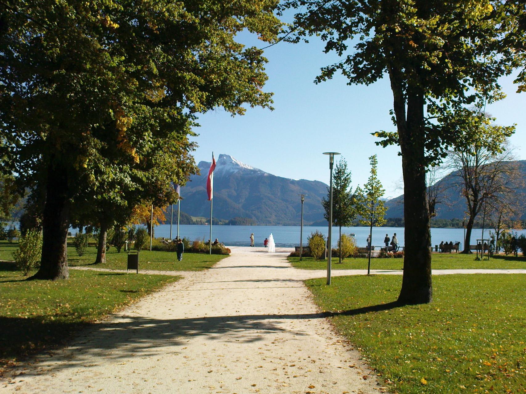Eingang Seepromenade