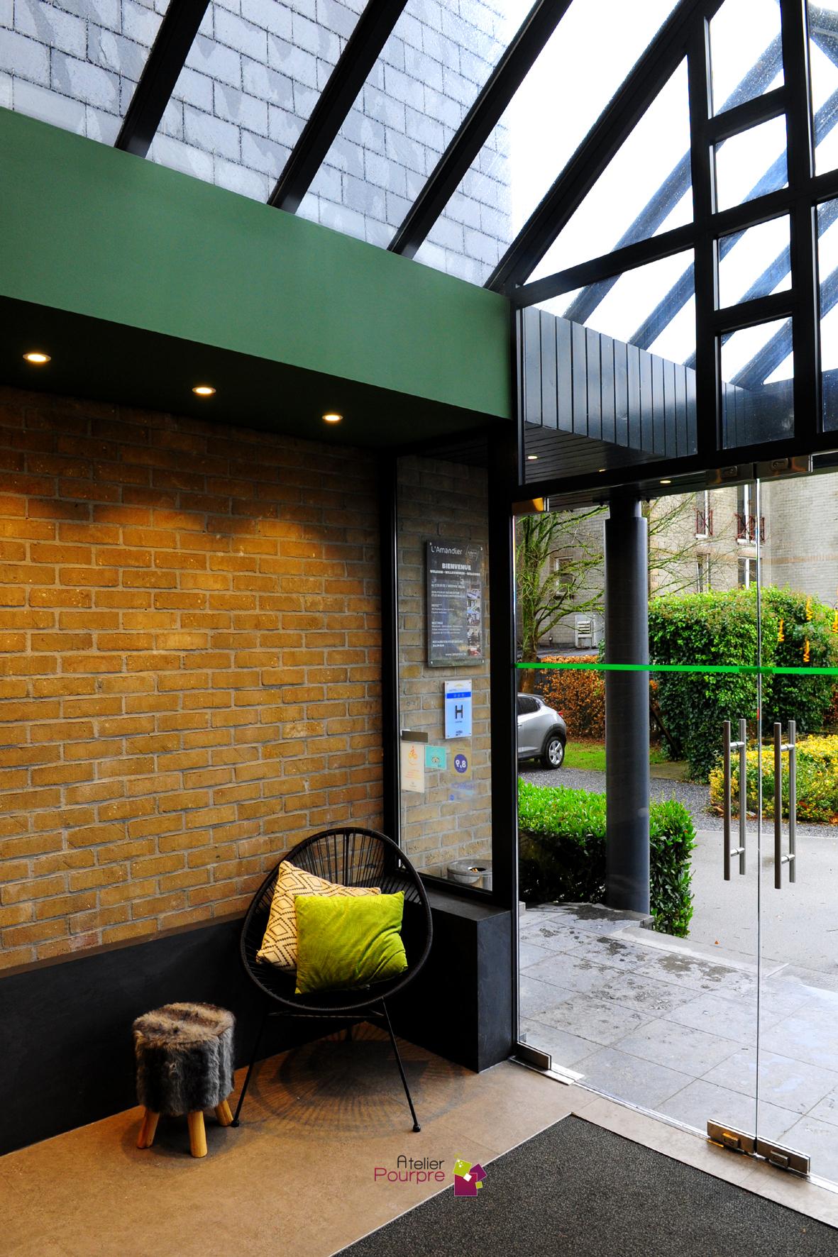 Décoration Lobby Hôtel Libramont
