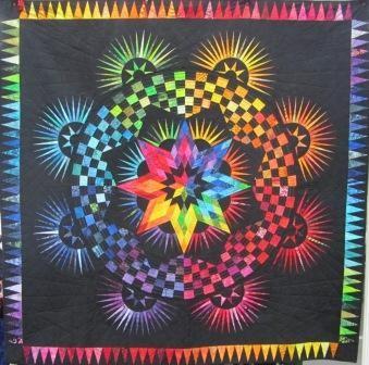Feuerwerk der Farben - Bernhild Schröder 2011