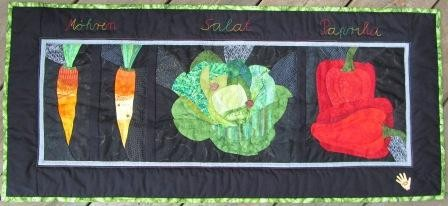 Gemüse für Edeltraut - Bernhild Schröder 2011
