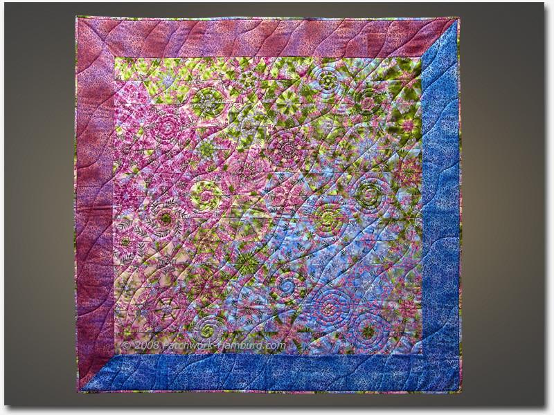 Blütenwirbel - Bernhild Schröder - 2007