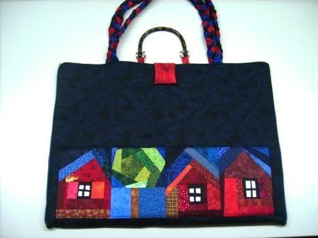 kurstasche stoffart patchwork und ideen aus stoff. Black Bedroom Furniture Sets. Home Design Ideas