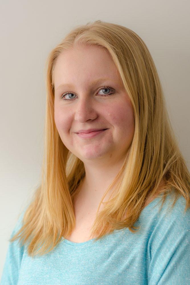 Frau Bock, Medizinische Fachangestellte und Datenschutzbeauftragte
