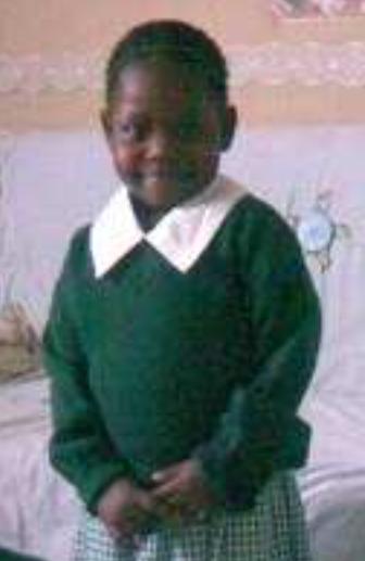 September 2010, ein ganz normales Schulmädchen
