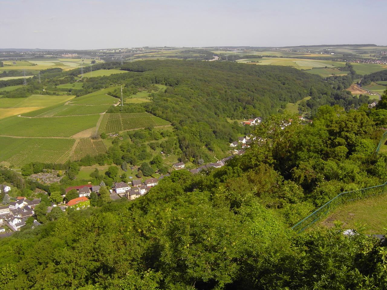Blick in die Eifel
