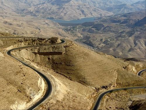 Königsweg Jordanien