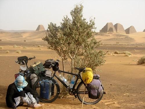 Meroe-Pyramiden