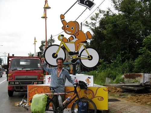 Radellandesmeisterschaften in Malaysia