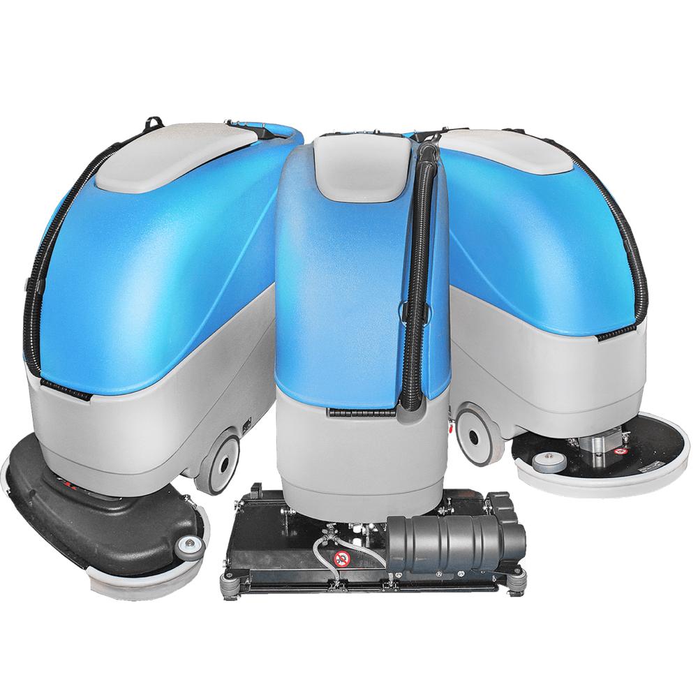 ECOSMALL rendimento orario: 3250 mq/h autonomia macchina: 3:30 h capacità serbatoio: 70L velocità avanzamento:0-5km/h
