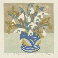 Matt Underwood: Catkins and snowdrops