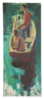 David Park: Rowboat