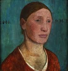 Paula Modersohn-Becker: Farmer's wife