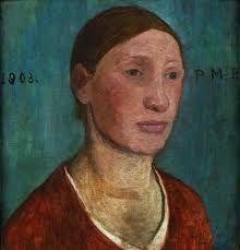 Paula Modersohn-Becker: Boerin