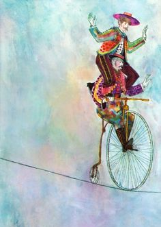 Brian Wildsmith: circus