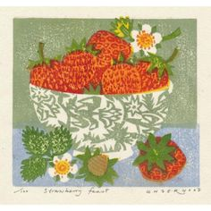 Matt Underwood: Strawberry feast