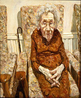 Stuart Pearson Wright: Ethel from Warrington