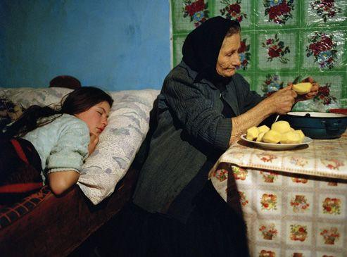 Marco van Duyvendijk: Cornesti, Roemenië