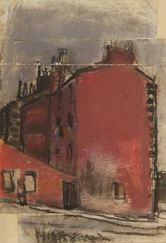 Joan Eardley: Glasgow tenement