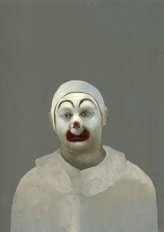 Sarah Ball: clown