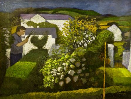John Elwyn: The topiarist