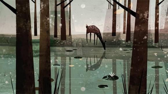 Jon Klassen: Deer