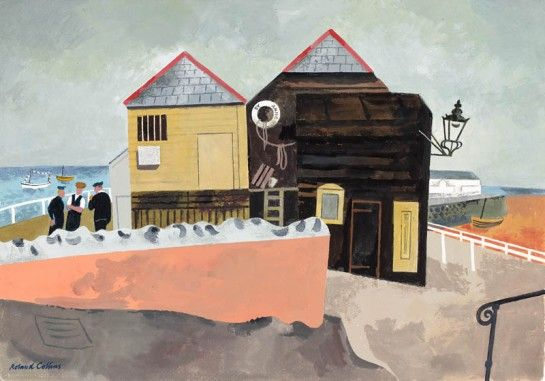 Roland Collins: Broadstairs
