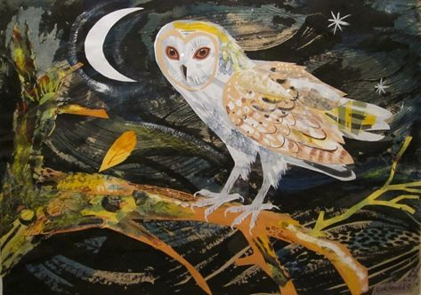 Mark Hearld: Owl