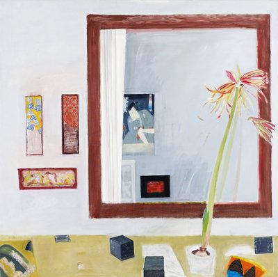 Elisabeth Blackadder: Japanese still life