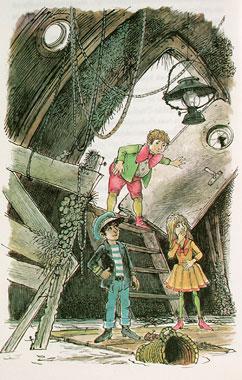 Carl Hollander: De kleine kapitein