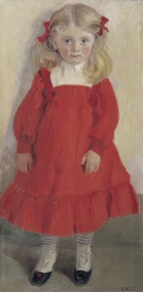 Ferdinand Andri: Elisabeth Steindl