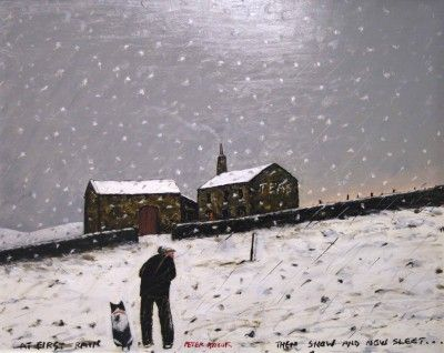 Peter Brook: At first rain, then snow, now sleet