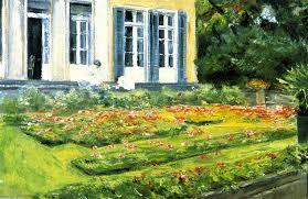 Max Liebermann: Garden at Wannsee