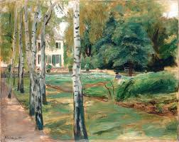 Max Liebermann: Garden at Wannsee