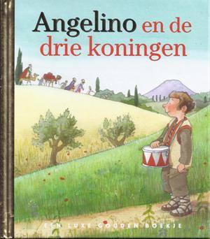 Angelino en de drie koningen, Gouden Boekje € 6,95