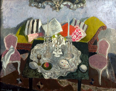 Anne Redpath: Chaise longe