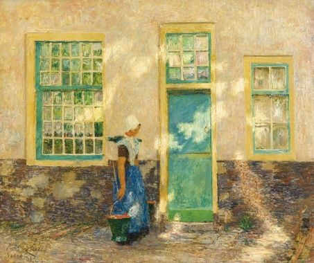 Emile Claus: Maartje