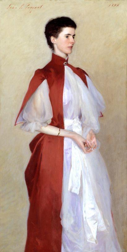 John Singer Sargent: Mrs Robert Harrison