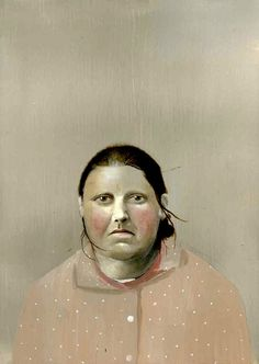 Sarah Ball: from the damaged people series (?)