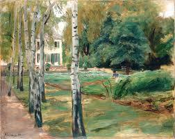 Max Liebermann: de tuin aan de Wannsee