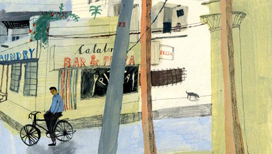 Laura Carlin: Streetscene