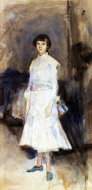 John Singer Sargent: Violet Sargent